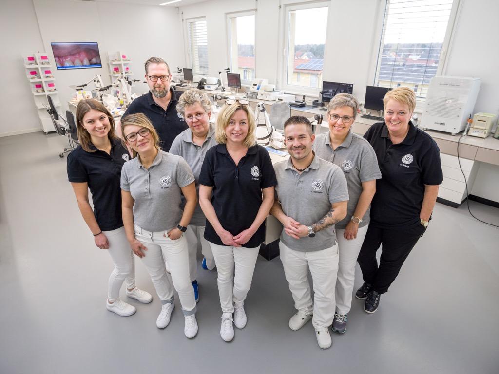 CenDenta Zahntechnik Team