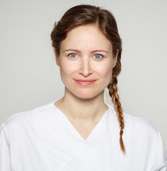 Kinderzahnärztin Christina Barteska
