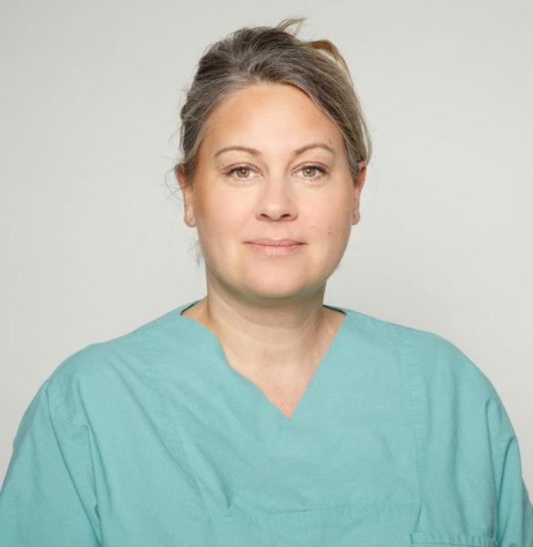 Fachärztin für MKG Chirurgie - Dr. Nicole Ernst