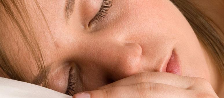 Erholsamer Schlafen