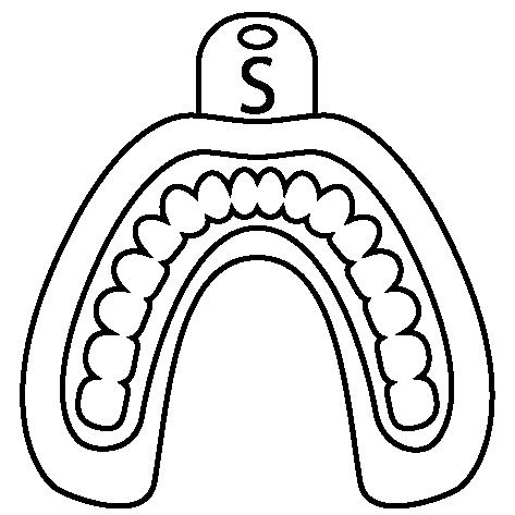 Icon Silikonabdruck für Invisalign Zahnspange